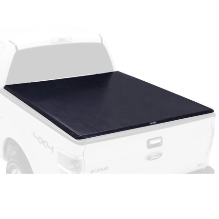 Ford F-150 Bed Caps (Truxedo Lo Pro Roll Up Tonneau Truck Bed Cover for 2015-2017 Ford F 150, Black)