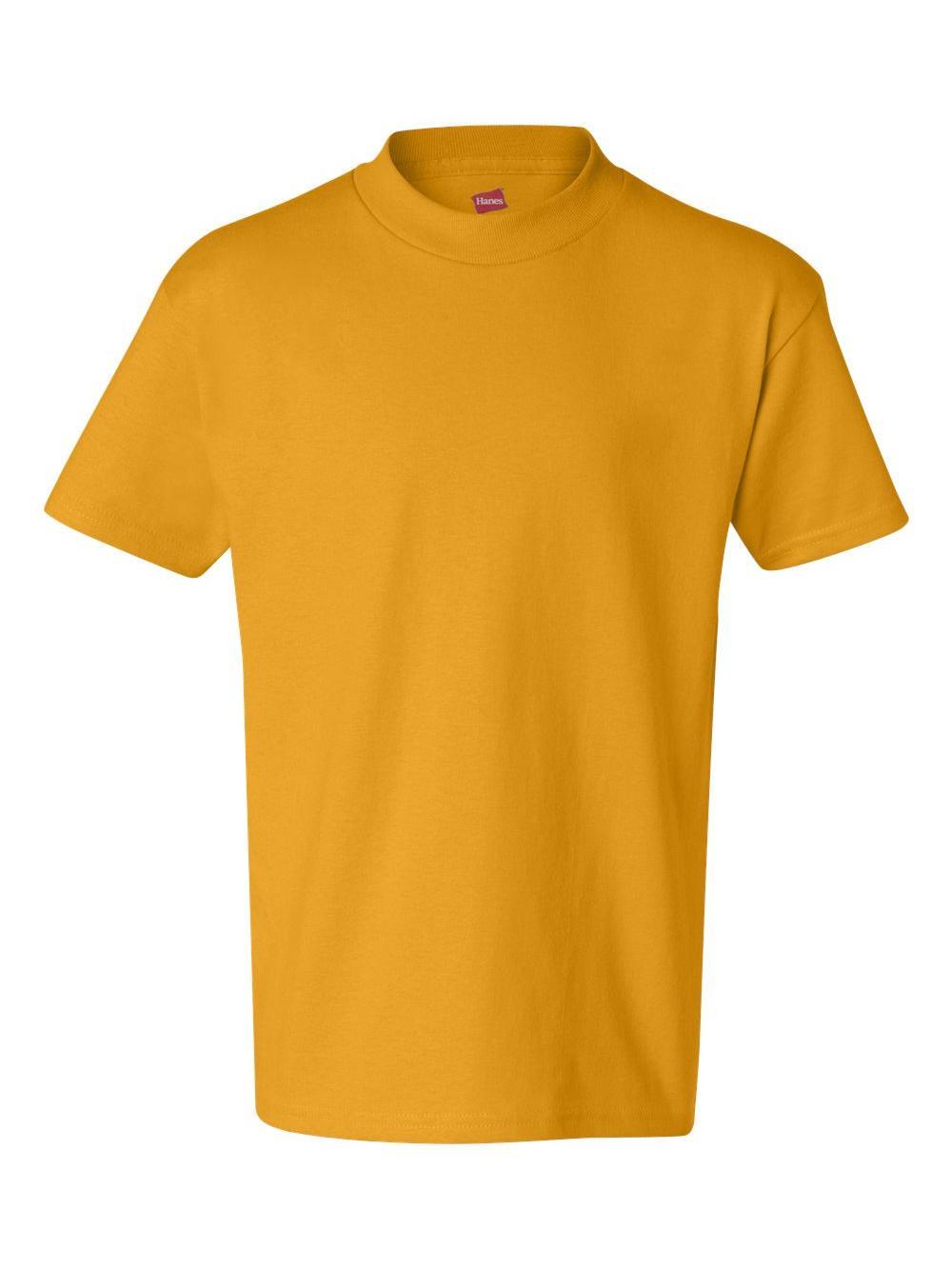 Boys' Tagless Short Sleeve T-Shirt
