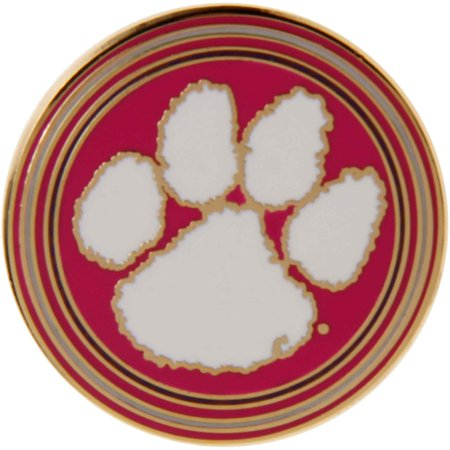 Clemson Tigers Coleman 2016 Breast Cancer Awareness Pin - No Size