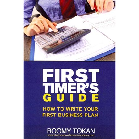 How To Write Your First Business Plan With Templates