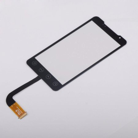 Touch Digitizer Panel (Sprint HTC EVO 4G Front Touch Screen Glass Panel Digitizer Replacement Part)