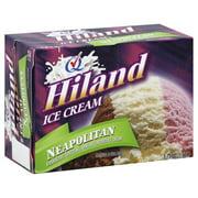 Hiland Neapolitan Ice Cream, 1.75 quarts