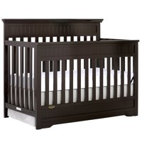 Dream On Me Chesapeake 5-In-1 Convertible Crib , Mocha