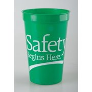 Stadium Cup, Green ,Quality Resource Group, 24GSCSH