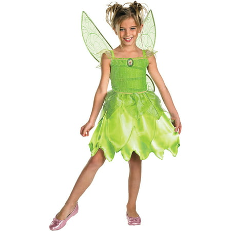 Green Fairy Costumes (TINK AND THE FAIRY RESCUE)