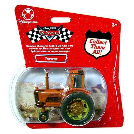 Disney Cars 1:48 Single Packs Tractor Diecast Car
