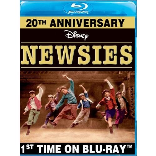 Newsies (20th Anniversary) (Blu-ray) (Widescreen)