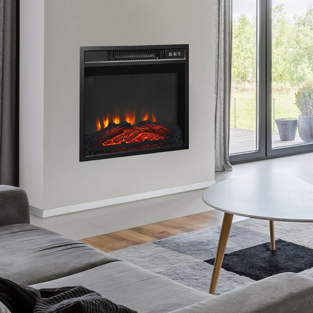 Electric Fireplaces Indoor Fireplaces Walmart Canada