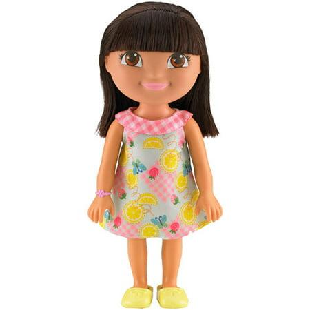 - Nickelodeon Dora the Explorer Everyday Adventures Picnic Dora Doll