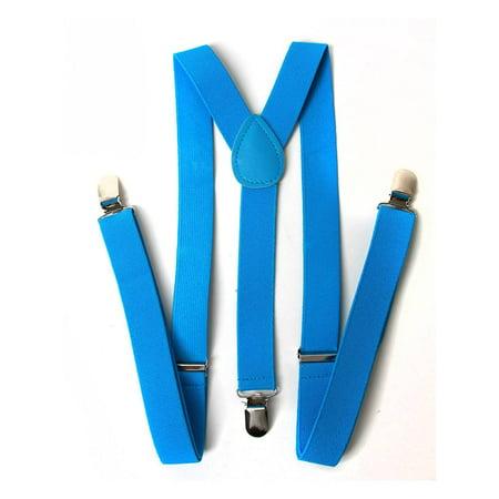 Gravity 1 Inch Wide Suspenders (Nerd Suspenders)