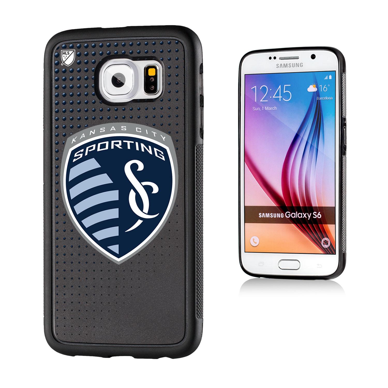 Sporting Kansas City Dots Galaxy S6 Bumper Case
