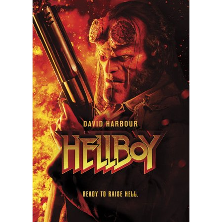 Halloween 1 2019 Cast (Hellboy (2019) (DVD))