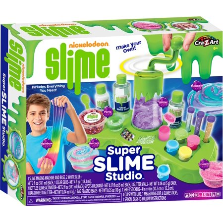 Nickelodeon Ultimate Slime Laboratory by Cra-Z-Art - Halloween Science Experiments Slime