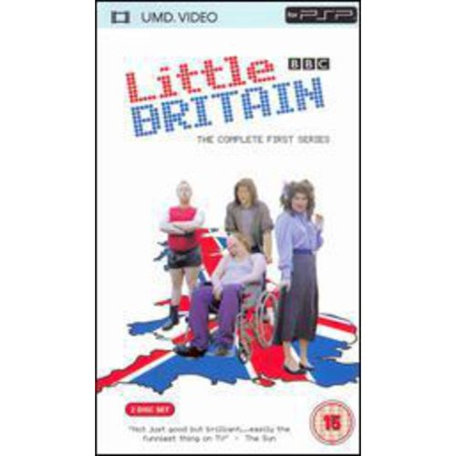 Little Britain: The Complete First Series (UMD Video For PSP)