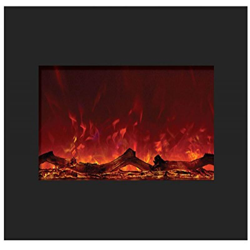 Amantii Zero Clearance Series Built-In Electric Fireplace, 26""