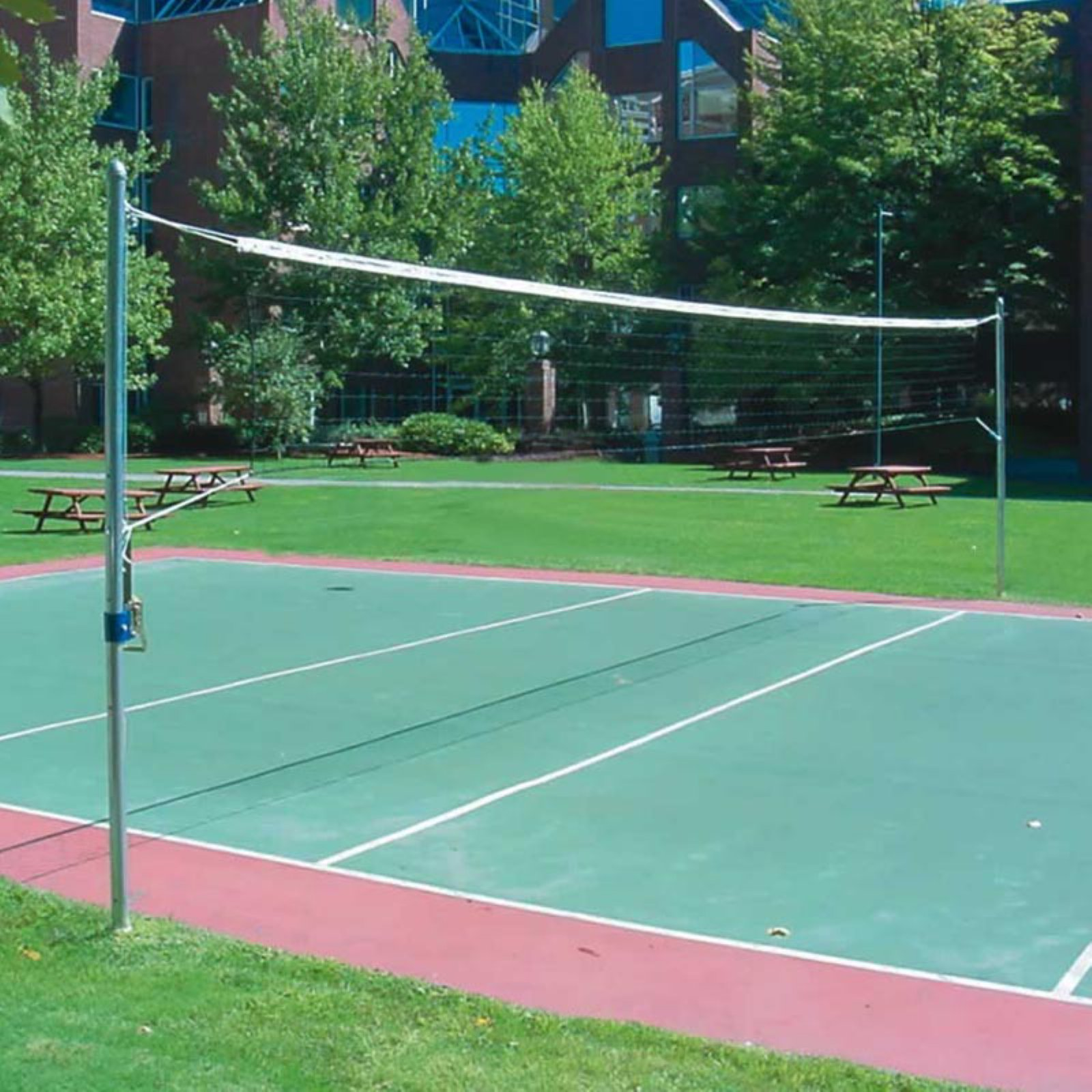 Jaypro Recreational Outdoor Volleyball System by Jaypro Sports