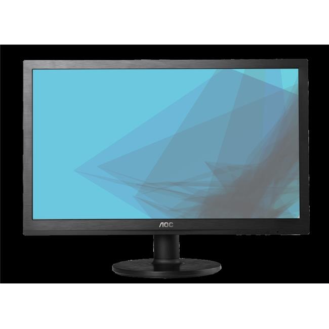 Aoc Monitors E2260SWDN TFT Active Matrix LED Monitor, 22 in.