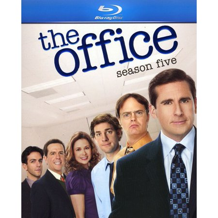 The Office  Season Five  Blu Ray