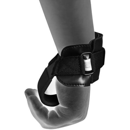 LIVEDITOR Auth Gewichtheben Griff Training Gym Strap Handschuhe Handgelenkschutz Bar D - image 5 de 7