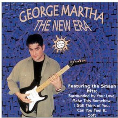 George Martha - New Era [CD]