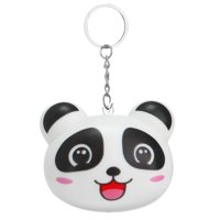 Squishies Kawaii Cartoon Animal Slow Rising Cream Scented Keychain Stress Relief