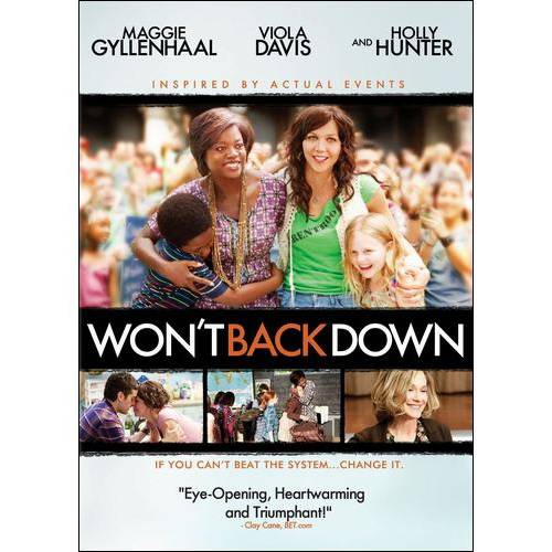 Won't Back Down (Widescreen)