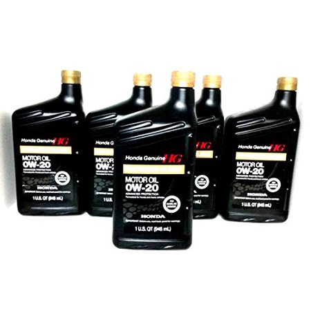 honda genuine motor oil   synthetic blend  quart   walmartcom