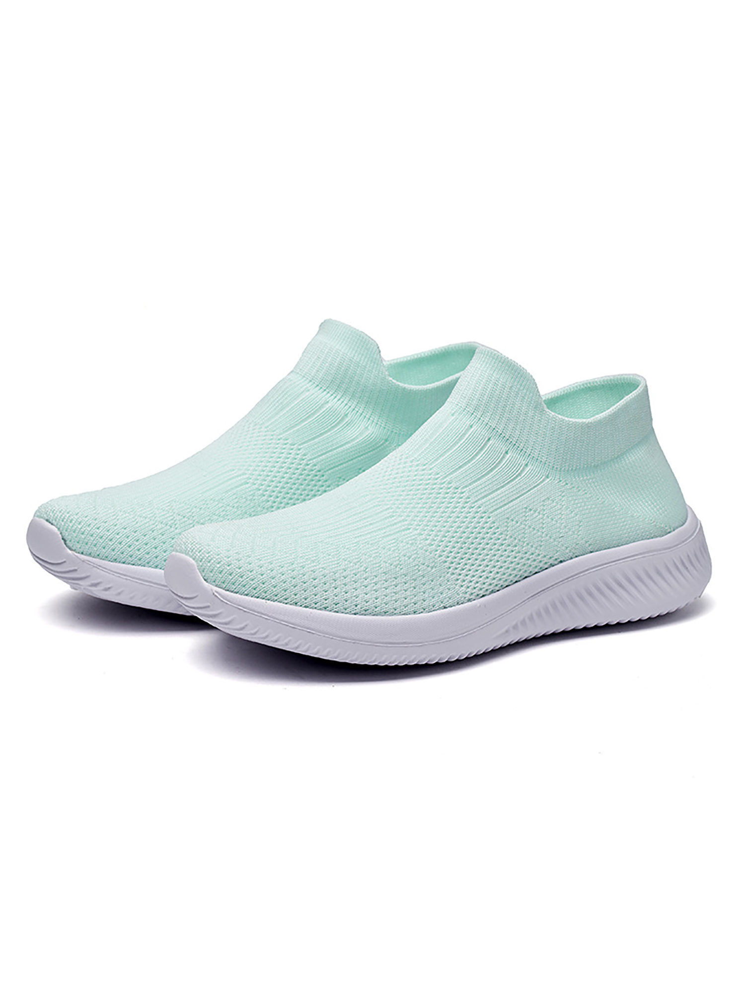 Details about  /Women Ladies Slip On Mesh Trainers Running  Gym Sneakers Walking Sports Shoes B