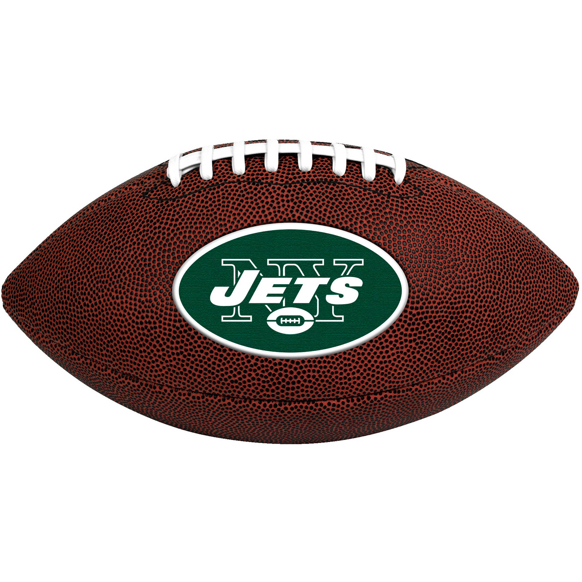 Rawlings NFL Official Size Game Time Football, New York Jets