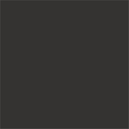 Waverly Inspirations 100% Cotton Solid Black Onyx Quilting Fabric ,8 yd, 44'', 140GSM