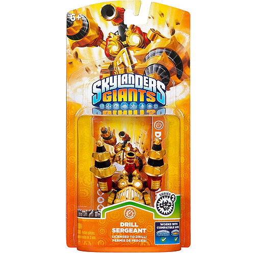 Skylanders Giants: Drill Sergeant (Series 2) (Universal)