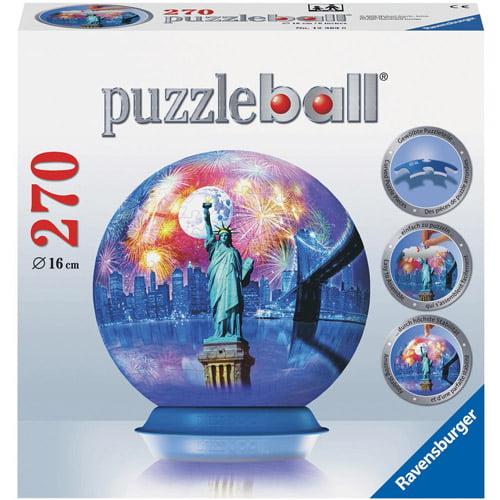 Ravensburger New York City Puzzleball, 270 Pieces