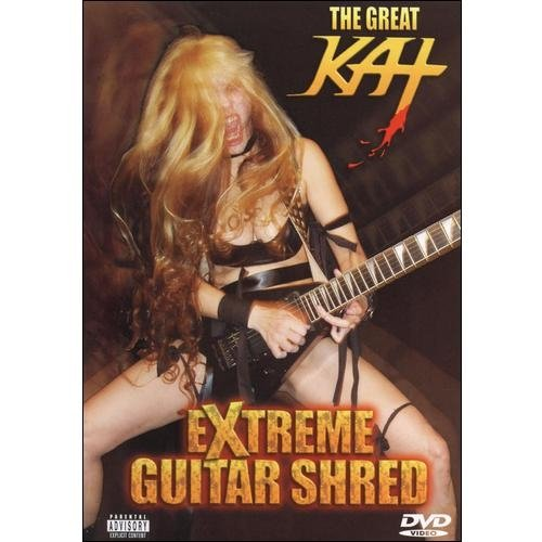 The Great Kat: Extreme Guitar Shred