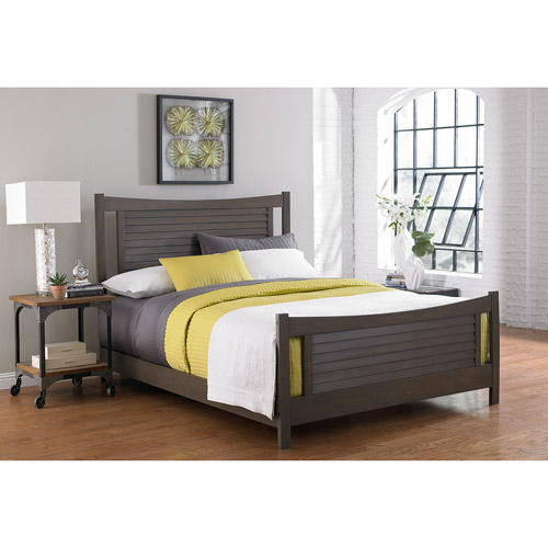 Leggett & Platt Fashion Bed Group Ardmore Full Bed, Driftwood