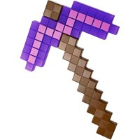 Minecraft Large-Scale Enchanted Pickaxe for Role-Play Fun