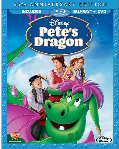 Pete's Dragon (35th Anniversary Edition) (Blu-ray + DVD)