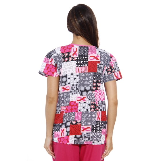 6251207cfdf Just Love - 216VG-1-XS Just Love Women's Scrub Tops / Holiday Scrubs ...