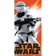 """Star Wars Episode VII Cotton 28"""" x 58"""" Beach Towel, 1 Each"""