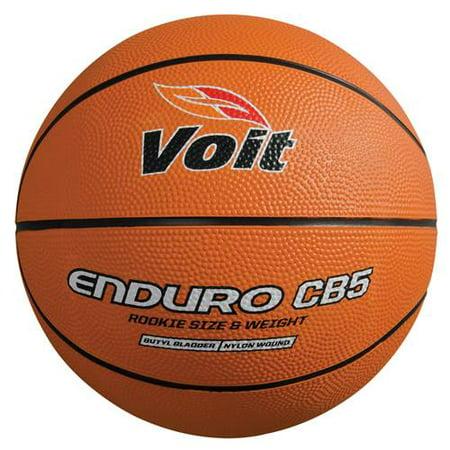 "Voit® Enduro CB5 Indoor/Outdoor Basketball Rookie Size (25.5"")"