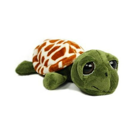 "Bright Eyes Green Sea Turtle 8"" by The Petting Zoo"