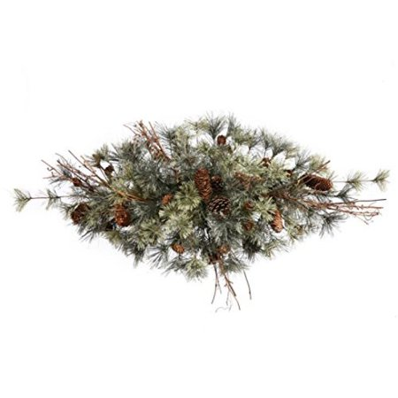 "Vickerman 36"" Dakota Artificial Christmas Swag Unlit - image 2 de 2"