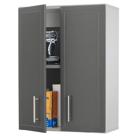 Closetmaid Progarage 2 Door Wall Cabinet Walmart