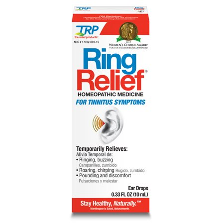 - Ring Relief Ear Drops