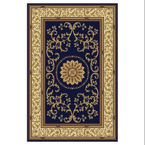 Noble Rug w Soft Touch (2.2 ft. x 8 ft. in Ivory)