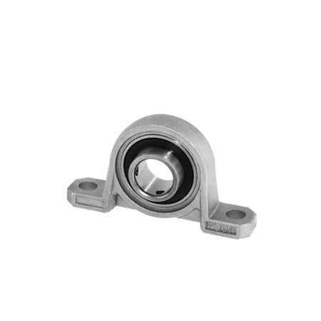 222 Mounted Ball Bearing (Aibecy Metal Ball Bearing Pillow Block KP004 Mounted Ball Bearings Core Diameter 20mm 3D Printer Accessories Pack of 10pcs)