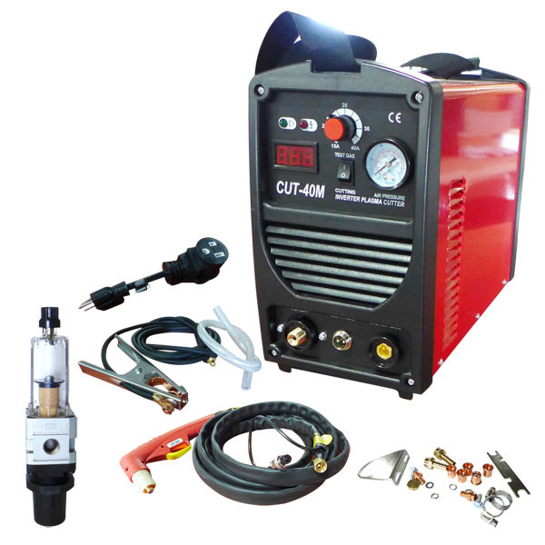 Hiltex 40 AMP Air Plasma Cutter DC Inverter 110/220V Welder