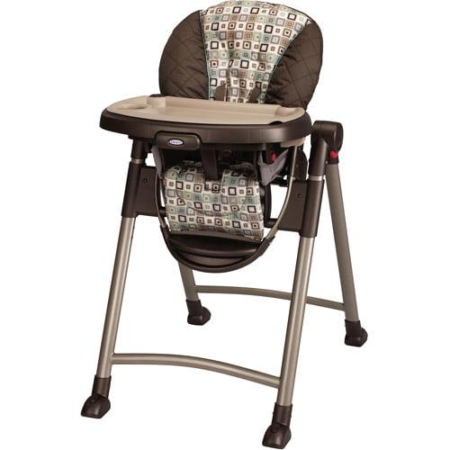 Graco - Contempo High Chair, Soho Square
