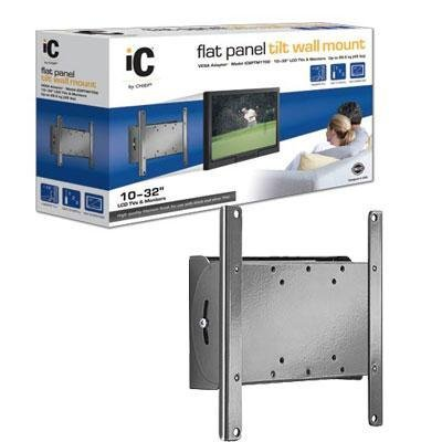"iC By Chief ICSPTM1T03 Tilting Wall Mount for 10"" - 32"" Flat Panel TVs"