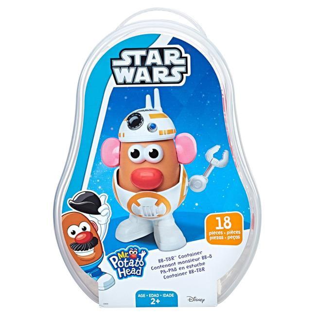 Hasbro HSBC0050 Mr.Potato Head Star Wars BB8 Container Toys by Hasbro