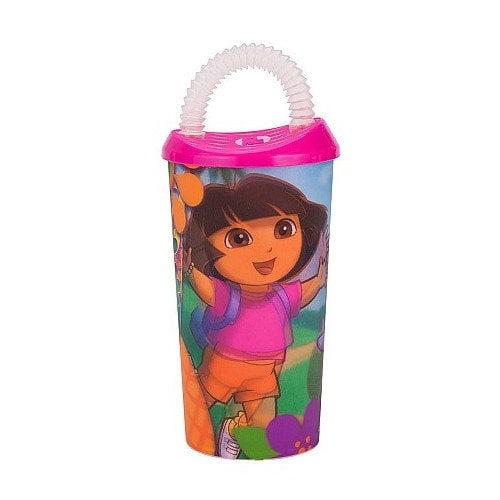 Zak Designs Dora Sport Bottle